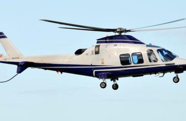 Leonardo Helicopters AW109 GrandNew